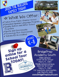 Sign Up For A School Tour Today!